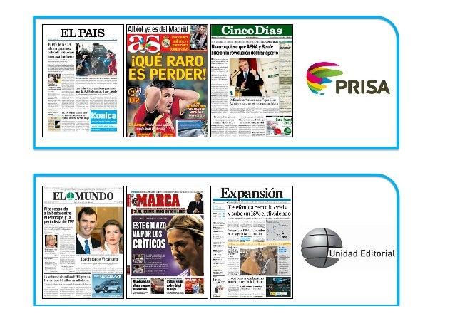 GRUPOS MEDIÁTICOS 2016-17 Slide 3