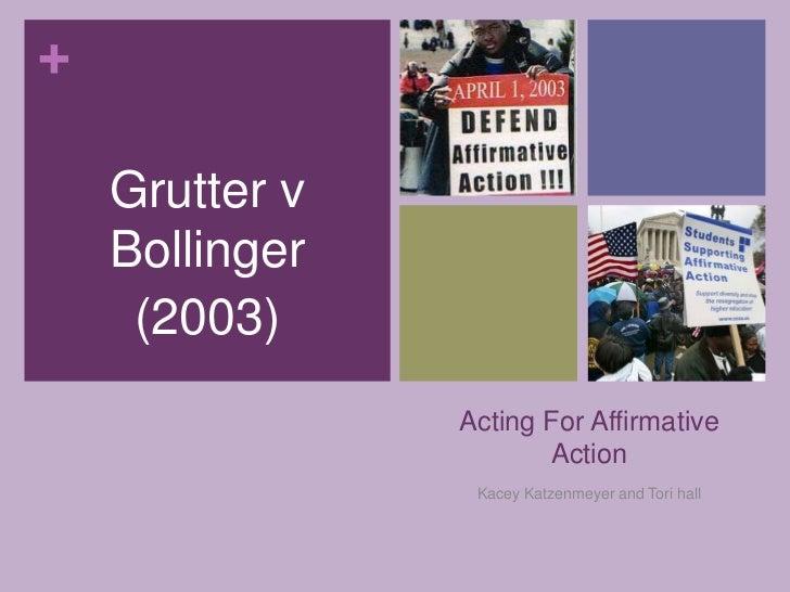 Grutter v bollinger essay writer