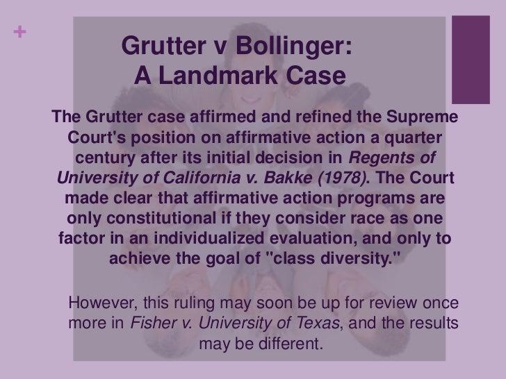 Landmark case evaluation