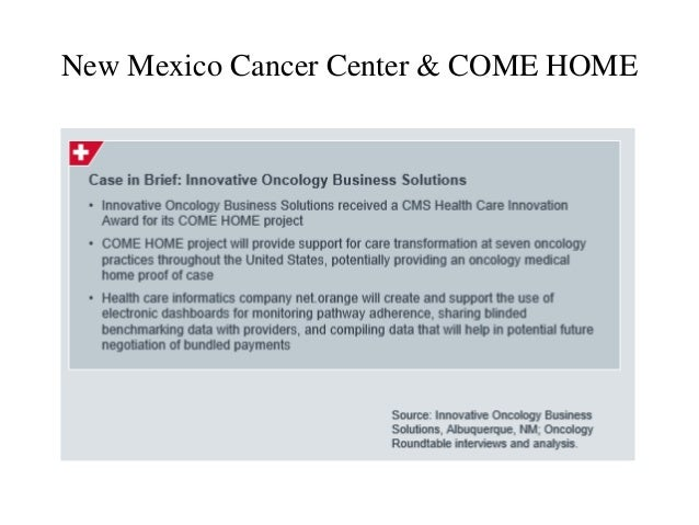 Cms medical home project