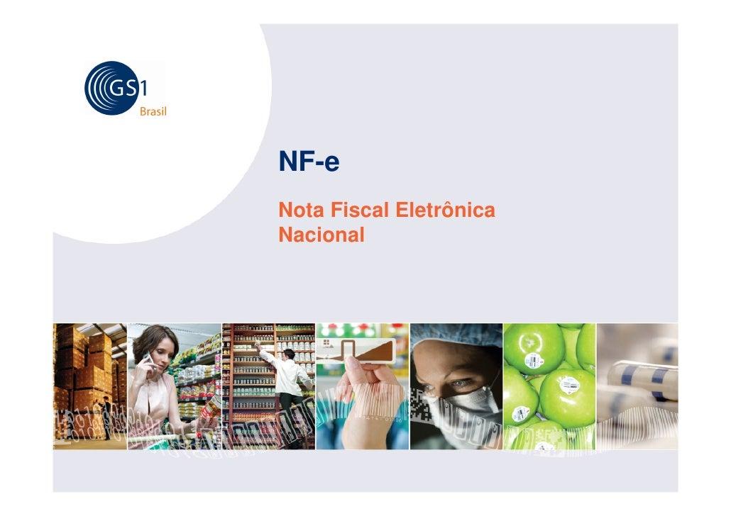 NF-e Nota Fiscal Eletrônica Nacional