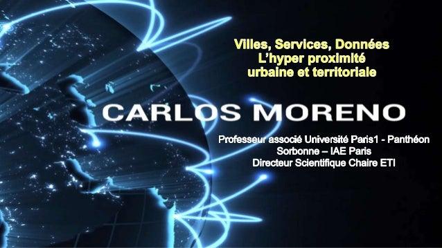 @CarlosMorenoFr POPULATION MONDIALE AUJOURD'HUI GLOBAL CITIES
