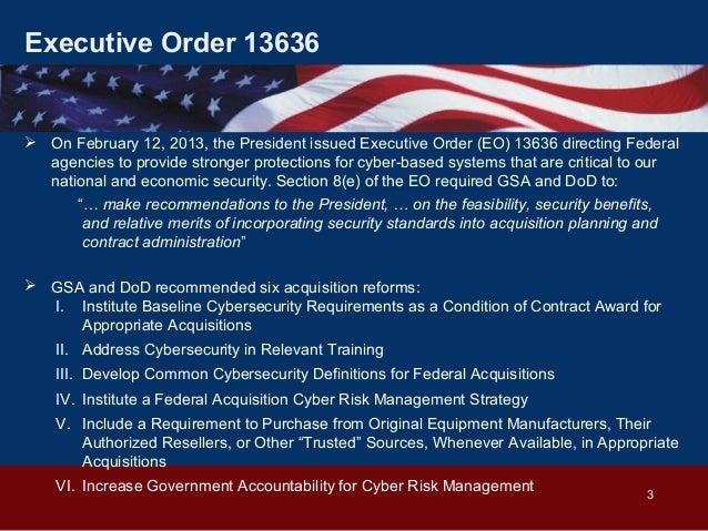 Gsa S Presentation On Improving Cyber Security Through