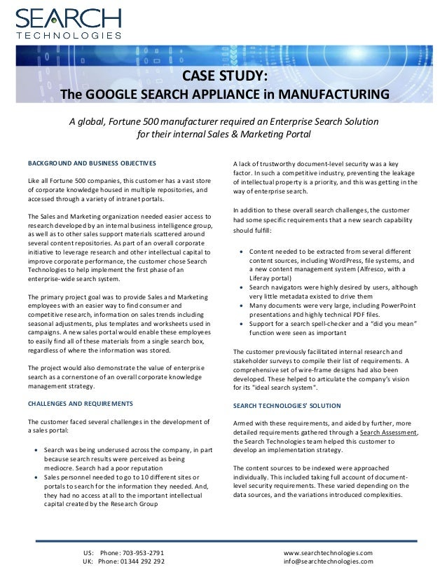 draper manufacturing case study Abstract—this paper presents a case study of lean manufacturing implementation in malaysian automotive components manufacturer semi-structured interview and open-ended questionnaire were used to investigate on how to.