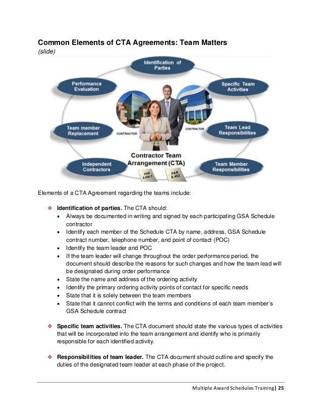 Gsa Cta Guide 2012