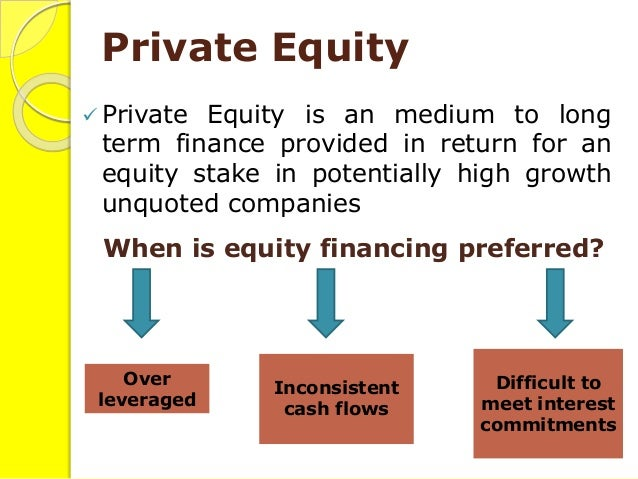 private equity services Slide 2