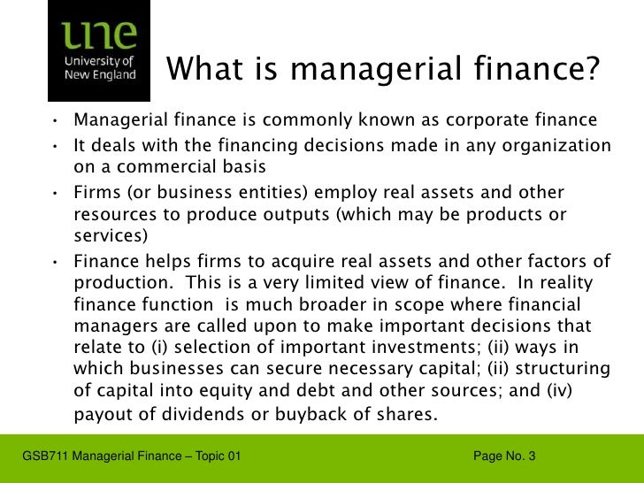 introduction to managerial finance For introduction to managerial finance courses guide students through complex material with a proven learning goal system this system—a hallmark feature of principles of managerial finance—weaves pedagogy into concepts and practice, giving students a roadmap to follow through the text and .