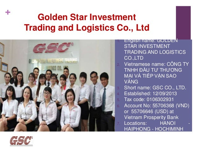 Contact - Golden Star Trading