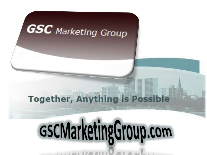 GSCMarketingGroup.com<br />