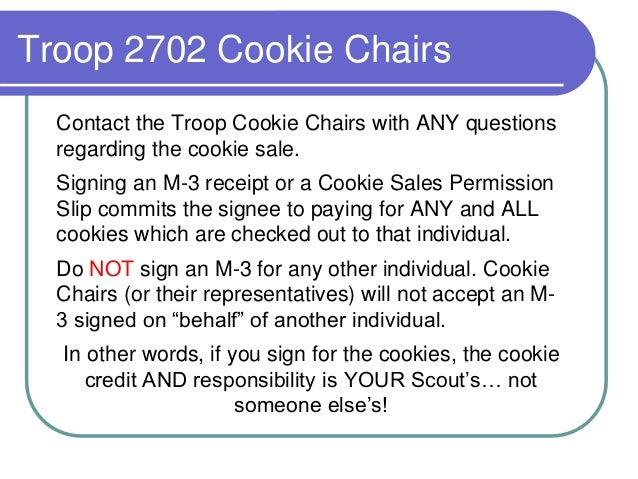 Gs cookies2016.updated01.10.16 Slide 3