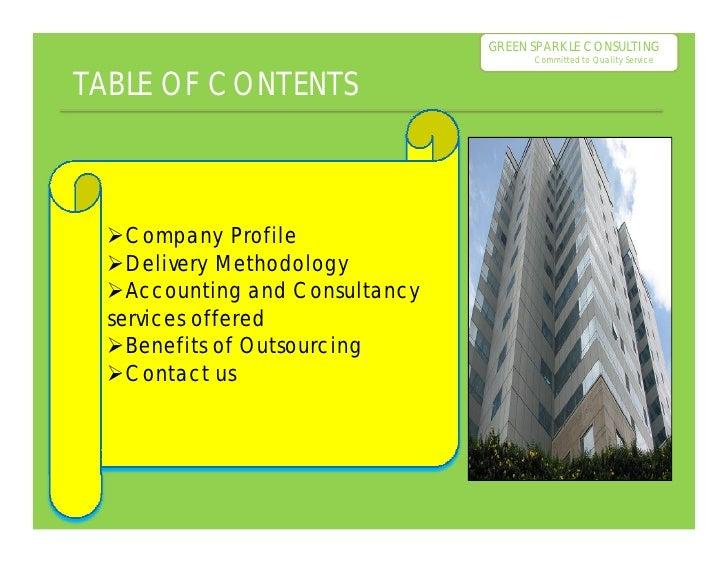 business consultancy company profile pdf