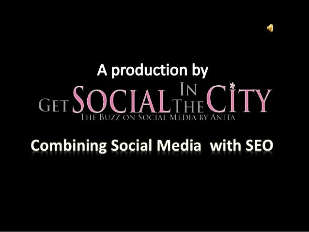 Combining Social Media with SEO