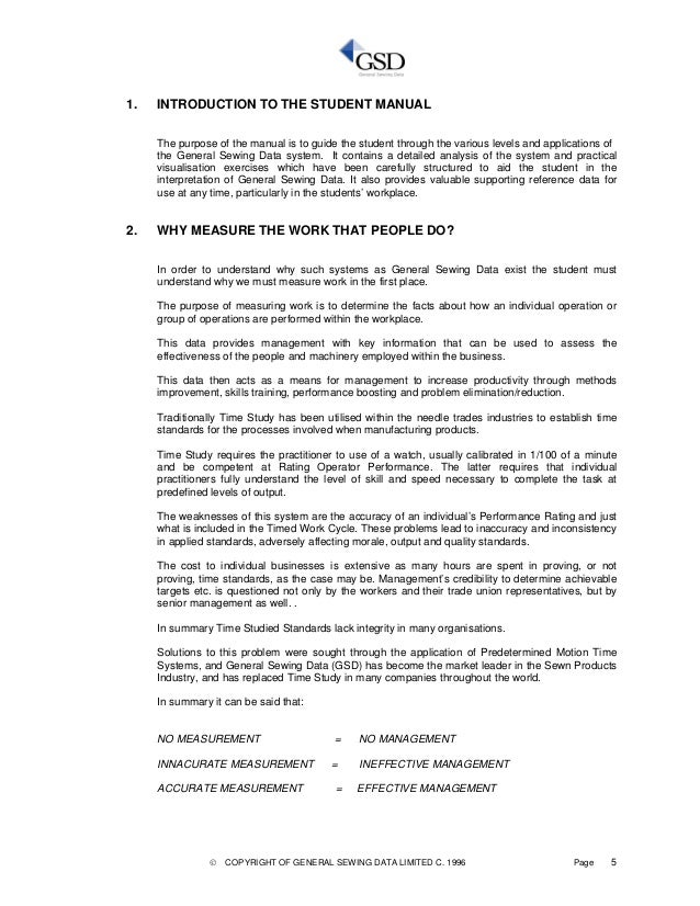 gsd manual for students rh slideshare net Crude Oil Measurement Manual Usbr Water Measurement Manual