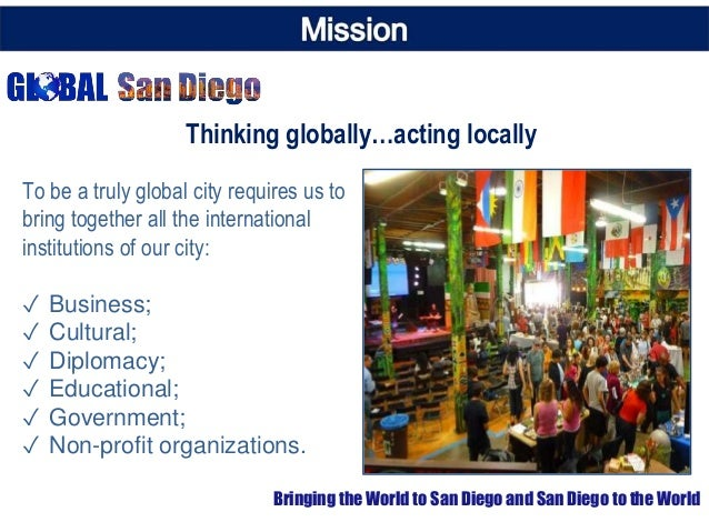 Learn more about the features of Global San Diego Slide 3