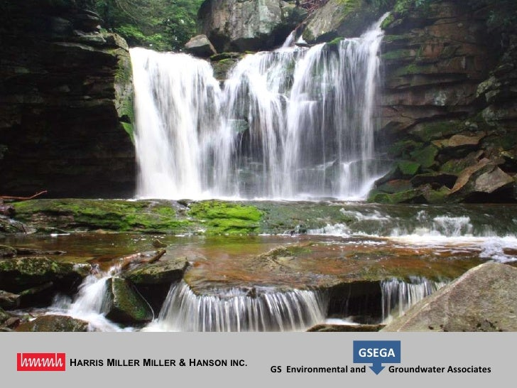 GS  Environmental and  Groundwater Associates GSEGA H ARRIS  M ILLER  M ILLER  & H ANSON   INC.
