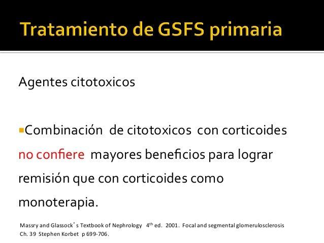 Agentes  citotoxicos   ¡Combinación    de  citotoxicos    con  corticoides   no  confiere    mayo...