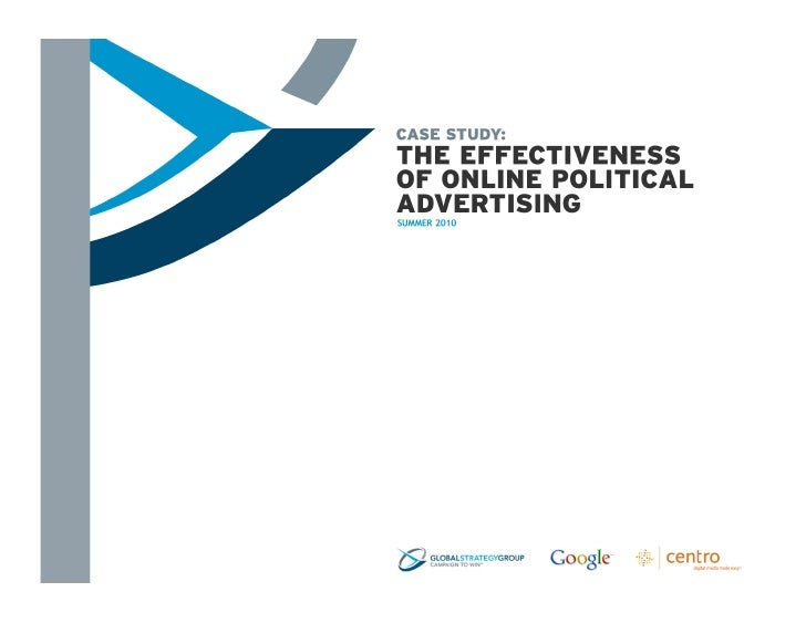 Online Advertising Makes a Difference While much has been made of the ability to use the Internet to raise money, circulat...