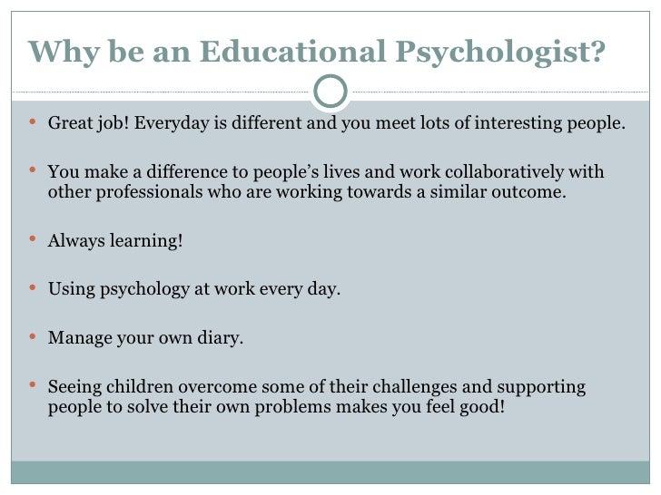 educational psychology 18 essay