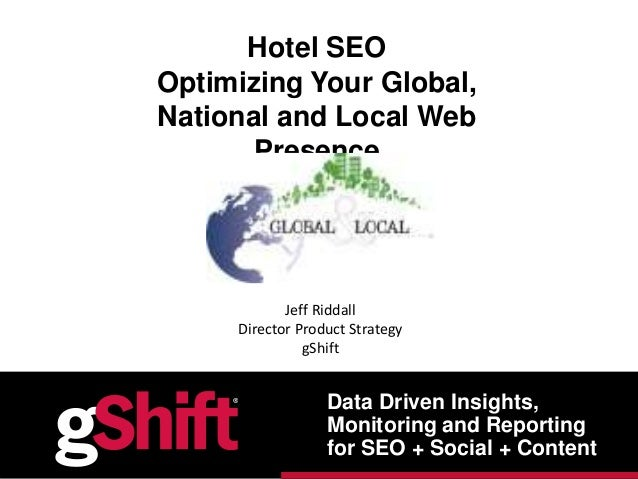 @gShiftLabs   #HotelSEO Data Driven Insights, Monitoring and Reporting for SEO + Social + Content Hotel SEO Optimizing You...