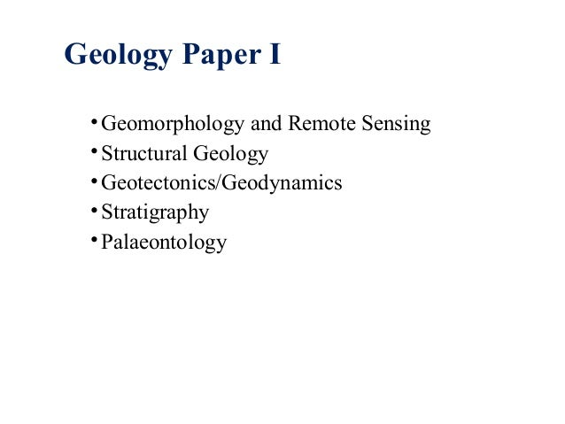 Thesis on sedimentology