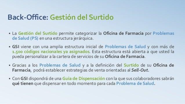 Presentaci n gsi castellano for Oficina abierta definicion