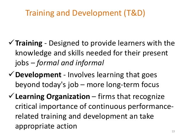 the importance of motor training for learning programs Training and development techniques for improving however, it is very important to work on solving these problems because regardless of the type of industry understanding of how to implement a successful training program in ghana.