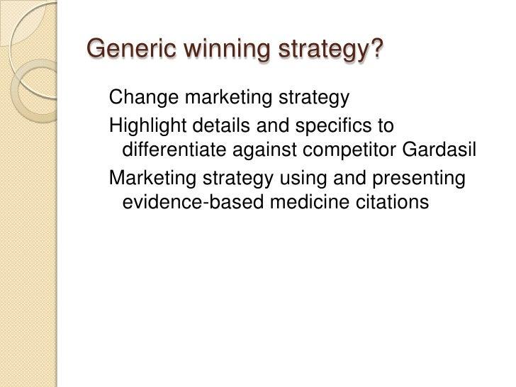 Marketing Plan of GSK