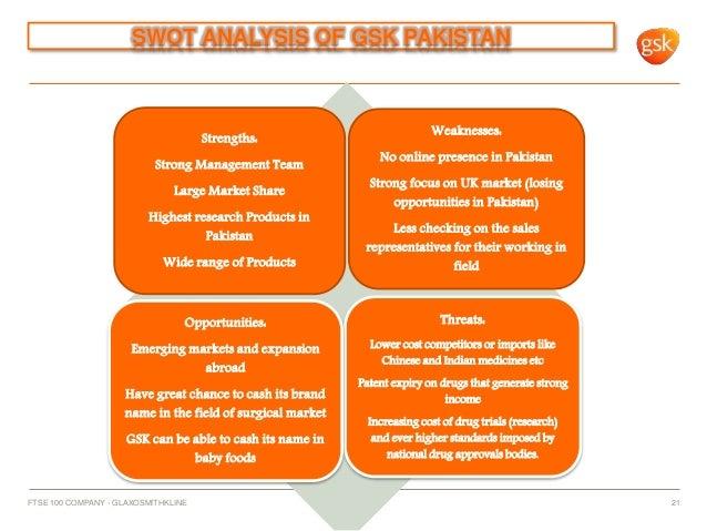 glaxo pakistan Zainab joined glaxosmithkline pakistan three years ago as an it head of  pakistan, iran, and afghanistan despite the leadership position, she.