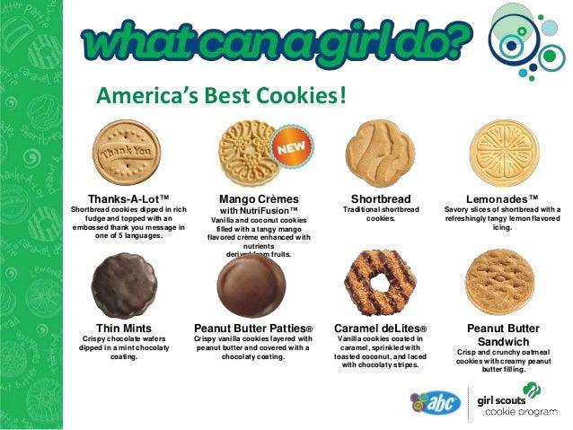 gswrc cookie training 2013