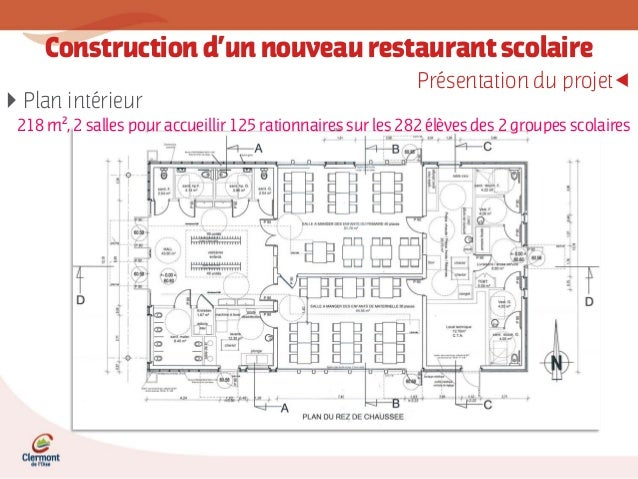Gs les sables construction d un nouveau restaurant for Photos du plan de construction