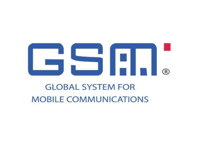 GSM BANDS DETAILED TABLE