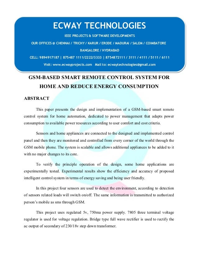 ECWAY TECHNOLOGIES  IEEE PROJECTS & SOFTWARE DEVELOPMENTS  IEEE PROJECTS & SOFTWARE DEVELOPMENTS  OUR OFFICES @ CHENNAI / ...