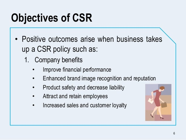csr beneficial to a companys performance management essay What do investors expect from non-financial reporting  increasingly looking to assess not just the financial performance  investors are sustainability/csr.