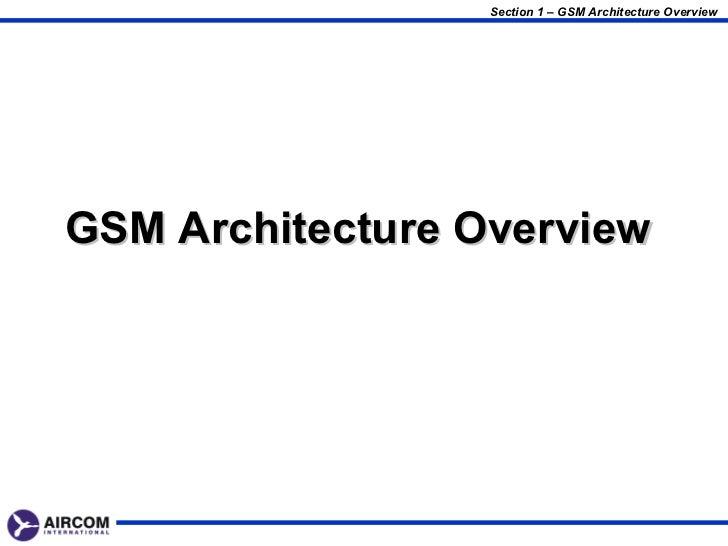 mobile network architecture pdf free