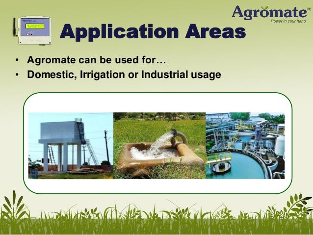 Thank you  Go Green… Save Earth www.agromate.in sales@agromate.in support@agromate.in (Toll free Miss Call Service number)...