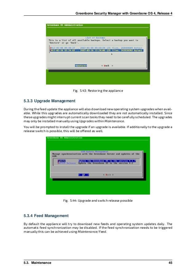 Open VAS Manual