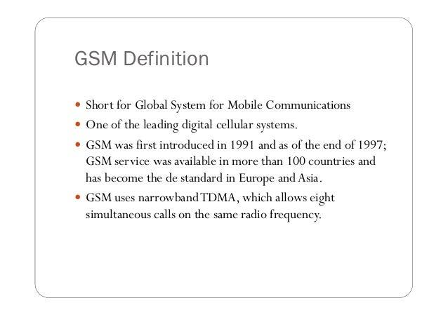 GSM Module Slide 2