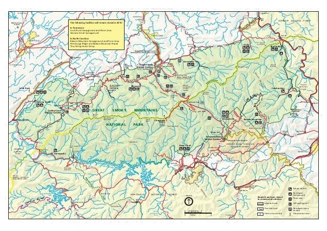 Great Smoky Mountains National Park- MAP on western national park map, cherry national park map, zion park map, big creek trail map, moon national park map, great smokies map, gatlinburg national park map, smokies park guides map,