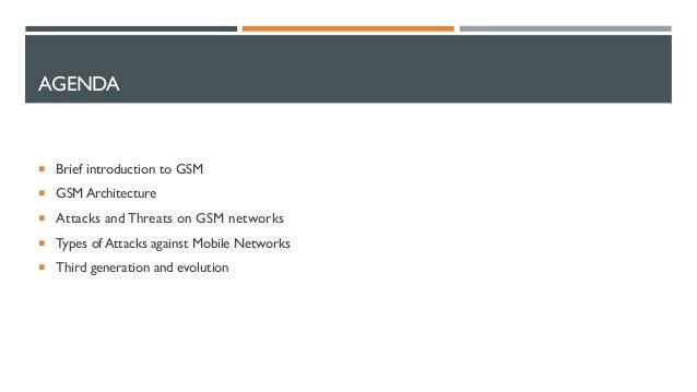 GSM Security 101 by Sushil Singh and Dheeraj Verma Slide 2