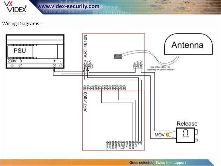 Videx Door Entry Systems Wiring Diagram 39 Wiring Diagram Images