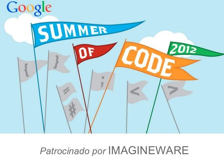 Charla informativa   GSOC 2012Patrocinado por IMAGINEWARE