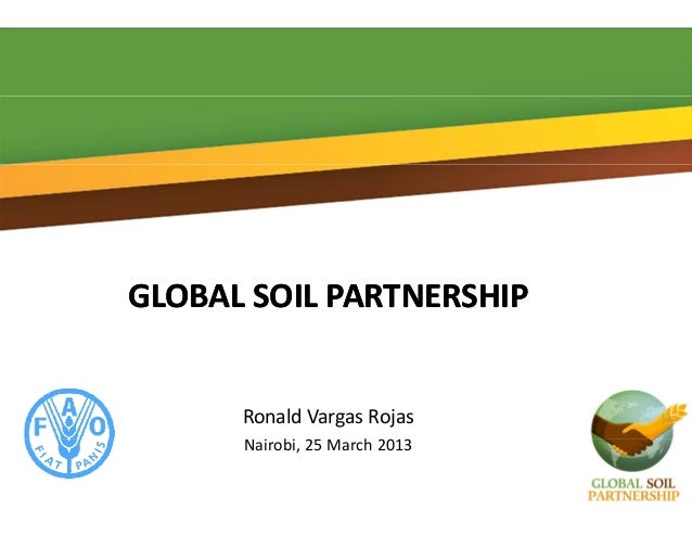 GLOBAL SOIL PARTNERSHIPGLOBAL SOIL PARTNERSHIPGLOBAL SOIL PARTNERSHIPGLOBAL SOIL PARTNERSHIP Ronald Vargas Rojas i bi hNai...