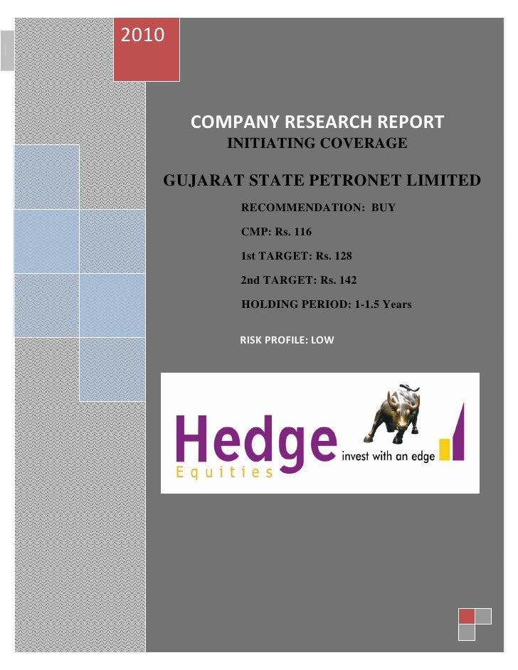 2010                       COMPANY RESEARCH REPORT October 28, 2010       COMPANY RESEARCH REPORT          INITIATING COVE...