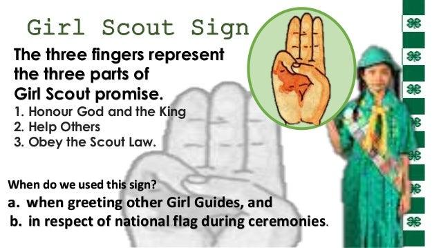 Junior Girl Scout