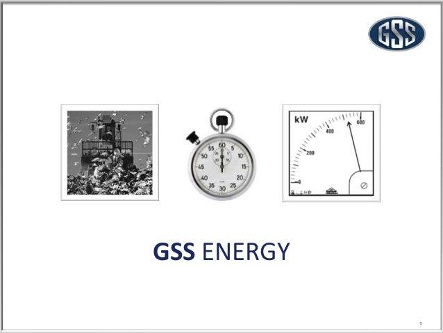 1GSS ENERGY