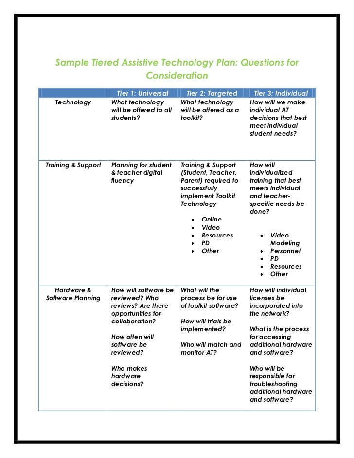 Gssd Assistive Technology Agenda March Th