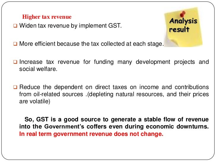 advantage and disadvantage of gst What is the positive and negative impact of gst in india this article covers the gst pros (advantages) and cons (disadvantages.