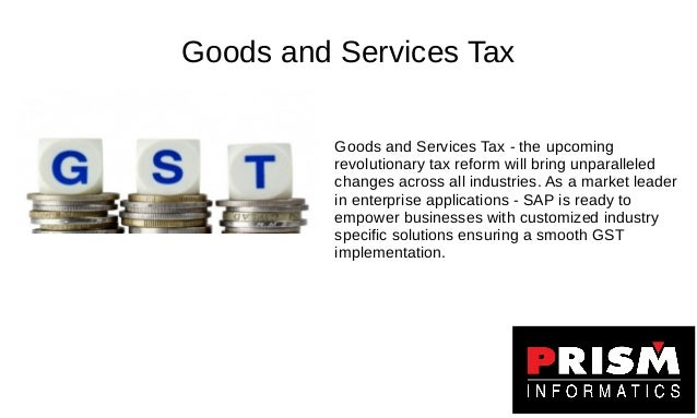 ady GST is not just about legal compliance, it is also an opportunity for Indian businesses to reduce costs and improve pr...