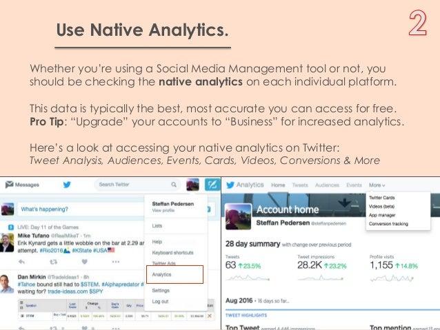 The Art of Social Media: Tips & Tricks Slide 3