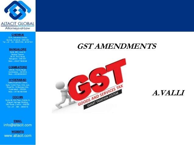 CHENNAI C2-A, Industrial Estate, Guindy, Chennai - 600 032. Tel: +91 - 44 - 22501318, 42107341 BANGALORE Suite 920, Level ...